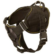 Nylon American Bulldog Harness for Pulling Tracking Training