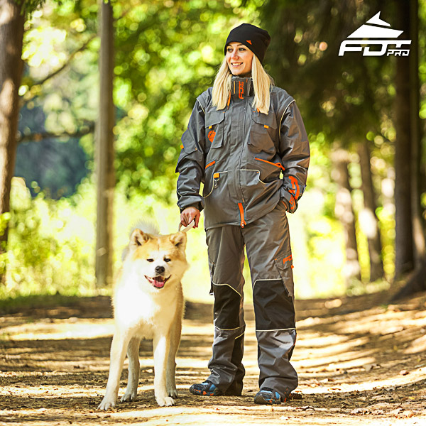 Men and Women Design Dog Tracking Jacket of Best Quality Materials